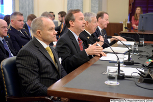 "[""Four national security officials speak to the Senate Commerce Committee hearing titled \""Safeguarding Our Future: Building a Nationwide Network for First Responders.\""""]%"