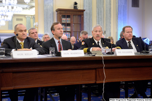 "[""Four officials testify at a Commerce Committee hearing titled \""Safeguarding Our Future: Building a Nationwide Network for First Responders.\""""]%"