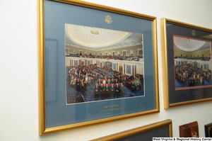 "[""A photograph of the 108th Congress hangs in Senator John D. (Jay) Rockefeller's office.""]%"