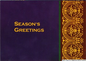 "[""The 2009 Rockefeller family holiday card reads, \""May the peace and beauty of the holiday season be with you throughout the coming year. From our family to yours.\"" Pictured are Jay, Sharon, John, Emily, Laura, Sophie, John VI, Charles, Justin, and Indr Rockefeller, and Valerie, Steve, Percy, Lucille (Lucy), and Davison (Davis) Oliver Wayne. Photographs by Tracey Attlee LLC.""]%"